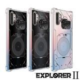 เคส Samsung Galaxy Note 10 Plus (Note 10+) [Explorer II Series] 3D Anti-Shock Protection TPU Case