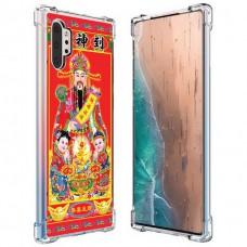 เคส Samsung Galaxy Note 10 Plus (Note 10+)  Anti-Shock Protection TPU Case [God of Fortune]