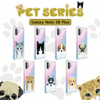 เคส Samsung Galaxy Note 10 Plus (Note 10+) Pet Series Anti-Shock Protection TPU Case