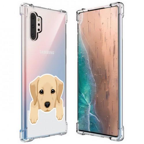 เคส Samsung Galaxy Note 10 Plus (Note 10+) Pet Series Anti-Shock Protection TPU Case