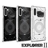 เคส Samsung Galaxy Note 10 [Explorer II Series] 3D Anti-Shock Protection TPU Case