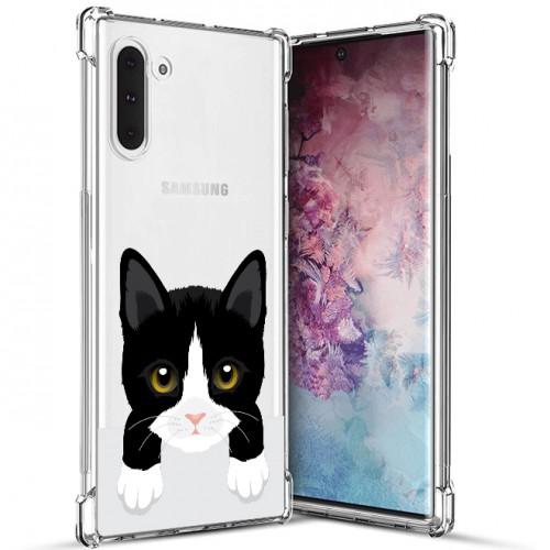 เคส Samsung Galaxy Note 10 Pet Series Anti-Shock Protection TPU Case