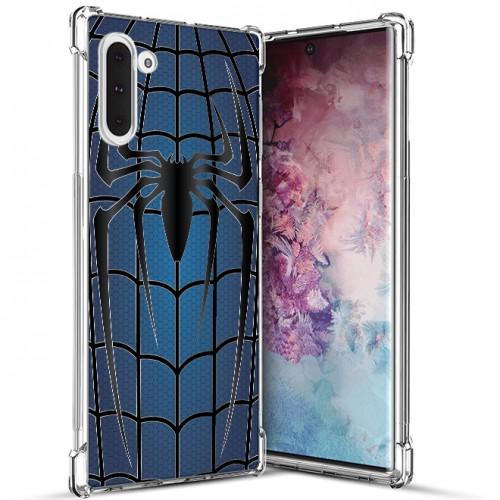 เคส Samsung Galaxy Note 10 Spider Series 3D Anti-Shock Protection TPU Case