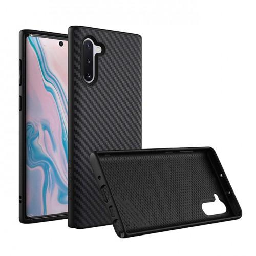 (ของแท้+ของแถม) เคส Samsung Galaxy RhinoShield SolidSuit Carbon Fiber Case สำหรับ Note 10 / Note 10 Plus