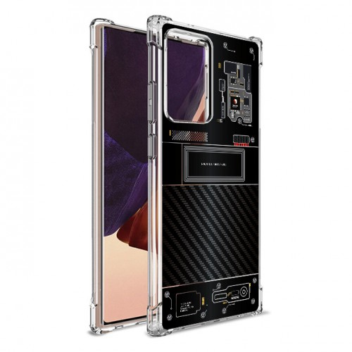 เคส Samsung Galaxy Note20 Ultra [Explorer Series] 3D Anti-Shock Protection TPU Case