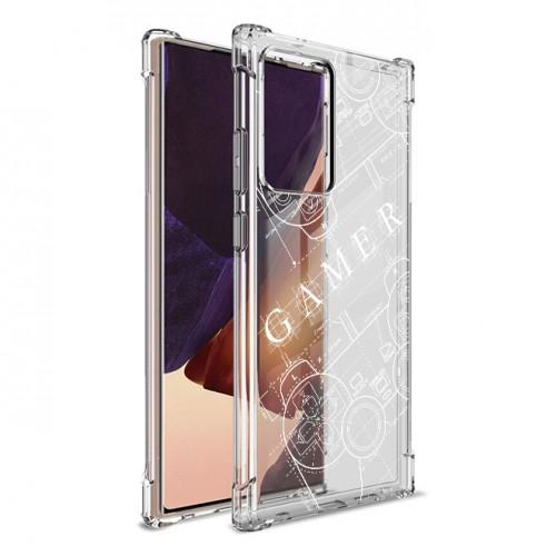 เคส Anti-Shock TPU Case GAMER สำหรับ Galaxy S21 / Note20 / Note10 / Note9 / S20 / FE / S10 / S10e / Plus / Ultra / Lite