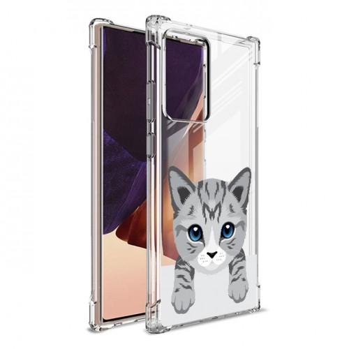 เคส Samsung Galaxy Note20 Ultra Pet Series Anti-Shock Protection TPU Case