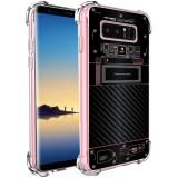เคส Samsung Galaxy Note 8 [Explorer Series] 3D Anti-Shock Protection TPU Case [Opaque]