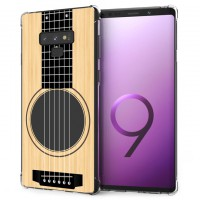 เคส Samsung Galaxy Note 9 Anti-Shock Protection TPU Case [GUITAR]