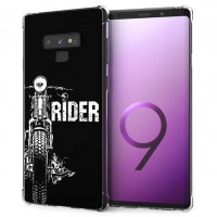เคส Samsung Galaxy Note 9 Anti-Shock Protection TPU Case [RIDER]