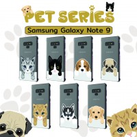 เคส Samsung Galaxy Note 9 Pet Series Anti-Shock Protection TPU Case