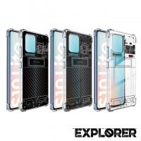 เคส Samsung Galaxy S10 Lite [Explorer Series] 3D Anti-Shock Protection TPU Case