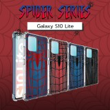 เคส Samsung Galaxy S10 Lite Spider Series 3D Anti-Shock Protection TPU Case
