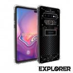 เคส Samsung Galaxy S10 Plus (S10+) [Explorer Series] 3D Anti-Shock Protection TPU Case