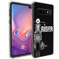 เคส Samsung Galaxy S10 Plus (S10+) Anti-Shock Protection TPU Case [RIDER]
