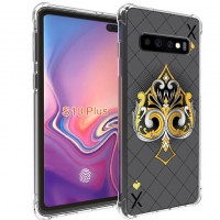 เคส Samsung Galaxy S10 Plus [X-Style Series] Anti-Shock Protection TPU Case [XS003]