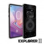 เคส Samsung Galaxy S10 [Explorer II Series] 3D Anti-Shock Protection TPU Case