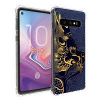 เคส Samsung Galaxy S10 Forbidden City Series 3D Anti-Shock Protection TPU Case [FC001]