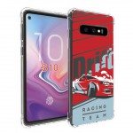 เคส Samsung Galaxy S10 Anti-Shock Protection TPU Case [Racing Team]