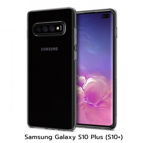 (ของแท้) เคส Samsung Galaxy S20 / S10 / Plus / Ultra SPIGEN Crystal Flex : Crystal Clear