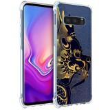 เคส Samsung Galaxy S10e Forbidden City Series 3D Anti-Shock Protection TPU Case [FC001]