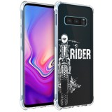 เคส Samsung Galaxy S10e Anti-Shock Protection TPU Case [RIDER]