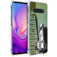 เคส Samsung Galaxy S10e War Series 3D Anti-Shock Protection TPU Case [WA001]
