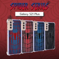 เคส Samsung Galaxy S21 Plus Spider Series 3D Anti-Shock Protection TPU Case