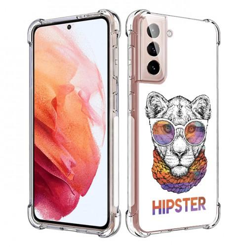เคส Anti-Shock Case HIPSTER สำหรับ Galaxy S21 / Note20 / Note10 / Note9 / S20 / FE / S10 / S10e / Plus / Ultra / Lite