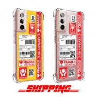 เคส Samsung Galaxy S21 Shipping Series 3D Anti-Shock Protection TPU Case