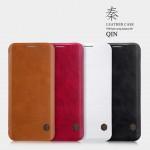 เคสหนัง Samsung Galaxy S9 Plus Nillkin QIN Leather Case