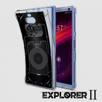 เคส SONY Xperia 10 [Explorer II Series] 3D Anti-Shock Protection TPU Case