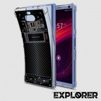 เคส SONY Xperia 10 [Explorer Series] 3D Anti-Shock Protection TPU Case