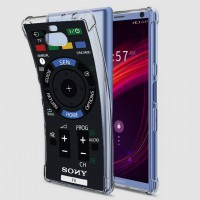 เคส SONY Xperia 10 Anti-Shock Protection TPU Case [ONY Bruvia Remote #1]