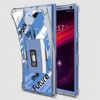เคส SONY Xperia 10 Anti-Shock Protection TPU Case [Back to the Future]
