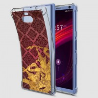 เคส SONY Xperia 10 Culture Series 3D Anti-Shock Protection TPU Case [CT001]