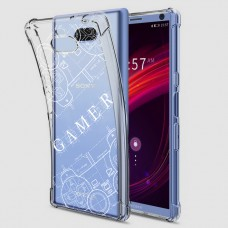 เคส SONY Xperia 10 Anti-Shock Protection TPU Case [Gamer Illustration]