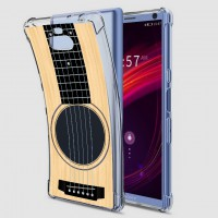 เคส SONY Xperia 10 Anti-Shock Protection TPU Case [Guitar]