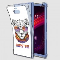 เคส SONY Xperia 10 Anti-Shock Protection TPU Case [Hipster]
