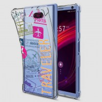 เคส SONY Xperia 10 Anti-Shock Protection TPU Case [TRAVELER]