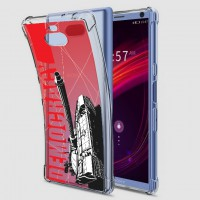 เคส SONY Xperia 10 War Series 3D Anti-Shock Protection TPU Case [WA002]