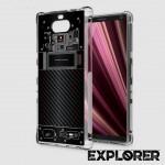 เคส SONY Xperia 10 Plus (10+) [Explorer Series] 3D Anti-Shock Protection TPU Case
