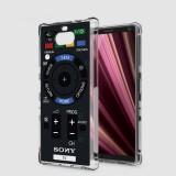 เคส SONY Xperia 10 Plus (10+) Anti-Shock Protection TPU Case [ONY Bruvia Remote #1]