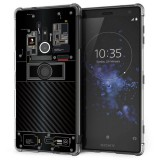 เคส SONY Xperia XZ2 [Explorer Series] 3D Anti-Shock Protection TPU Case [Opaque]