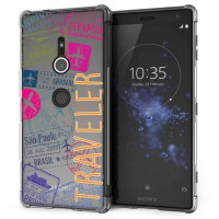 เคส SONY Xperia XZ2 Anti-Shock Protection TPU Case [TRAVELER]