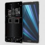เคส SONY Xperia XZ3 [Explorer Series] 3D Anti-Shock Protection TPU Case [Opaque]