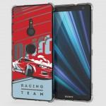 เคส SONY Xperia XZ3 Anti-Shock Protection TPU Case [Racing Team]