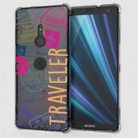 เคส SONY Xperia XZ3 Anti-Shock Protection TPU Case [TRAVELER]