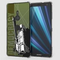 เคส SONY Xperia XZ3 War Series 3D Anti-Shock Protection TPU Case [WA001]