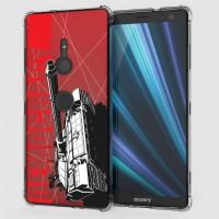 เคส SONY Xperia XZ3 War Series 3D Anti-Shock Protection TPU Case [WA002]